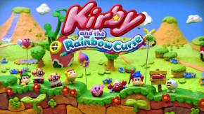 Kirby and The Rainbow Curse PlayNReview