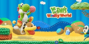 Yoshi Woolly World PlayNReview