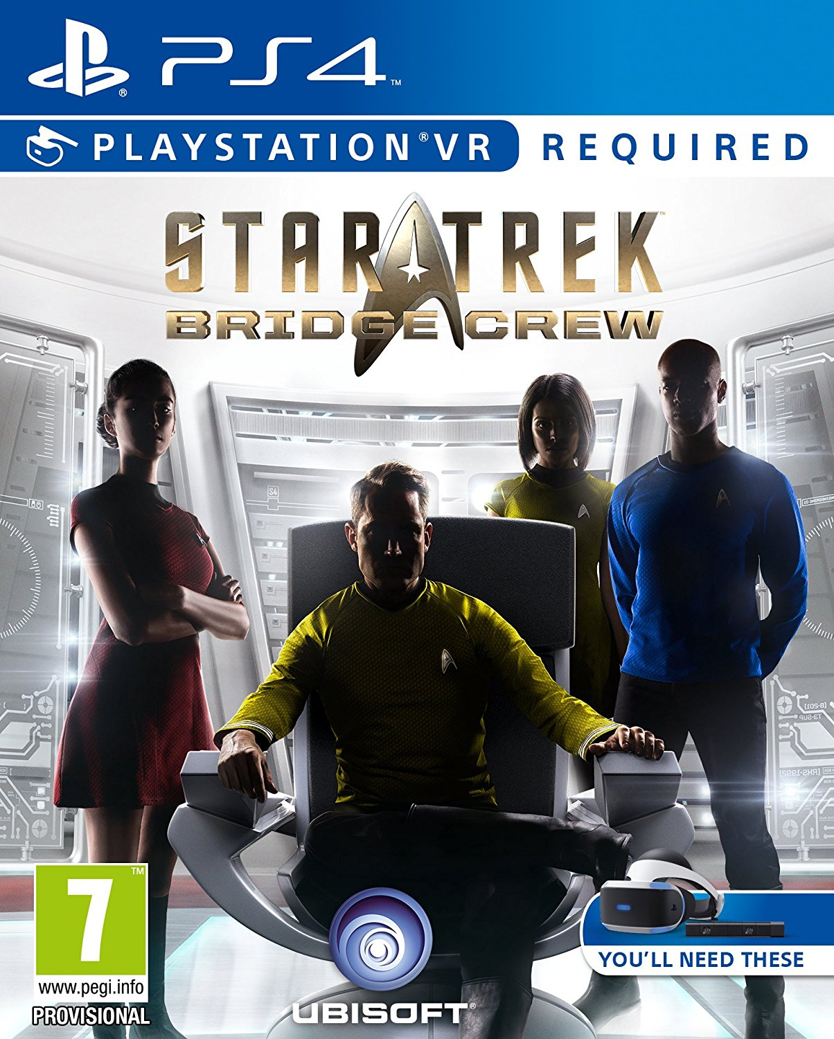 By Its Cover: Star Trek: Bridge Simulator VR