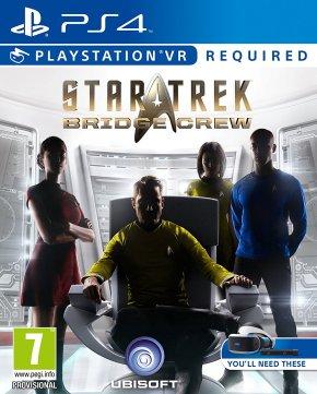 By Its Cover: Star Trek: Bridge SimulatorVR
