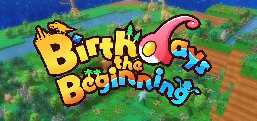 Hey Now it's Your Birthday: The Beginning